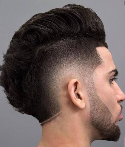 Mens Low Fade Cut Hairstyles With Pictures A2z Things By Realfanrinkle Medium