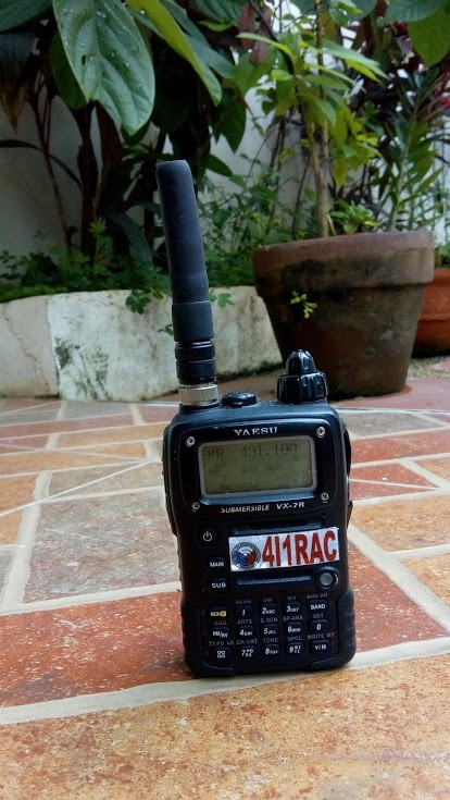 7 reasons why the Yaesu VX-7R is a great EDC radio - N2RAC