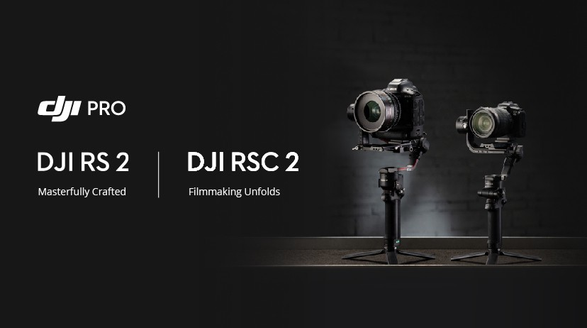 DJI's Ronin Series Grows Stronger, Lighter & Smarter with New DJI RS 2 &  RSC 2 Gimbals | by SiennyLovesDrawing | Oct, 2020 | Medium