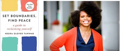 """Nedra Glover Tawwab is a therapist, content creator, and author. """"I help people create healthy relationships""""."""