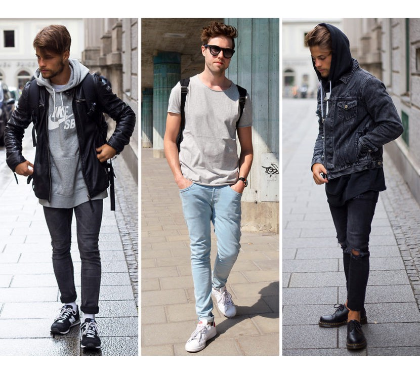Shoes to Wear with Men's Skinny Jeans