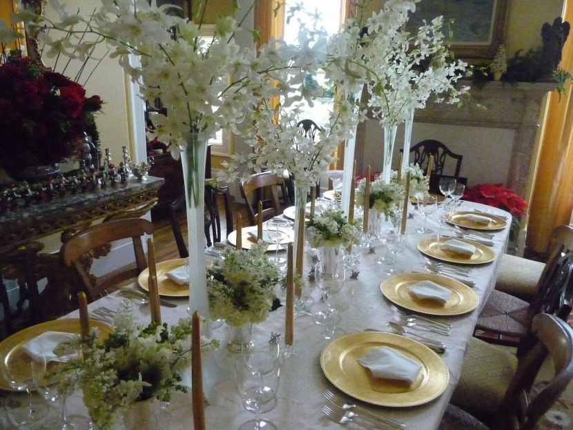 Dining Table Centrepiece Ideas The Centre Of A Dining Table Hogsthe By Daniel Harris Medium