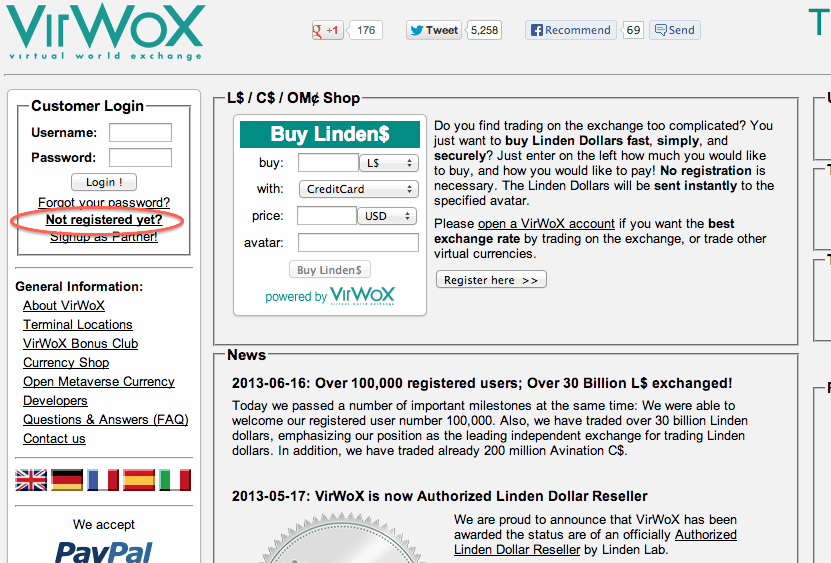 how to buy bitcoins with virwox second
