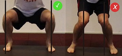 Top 3 Reasons Why Your Knee Hurts When You Squat and Their Fixes