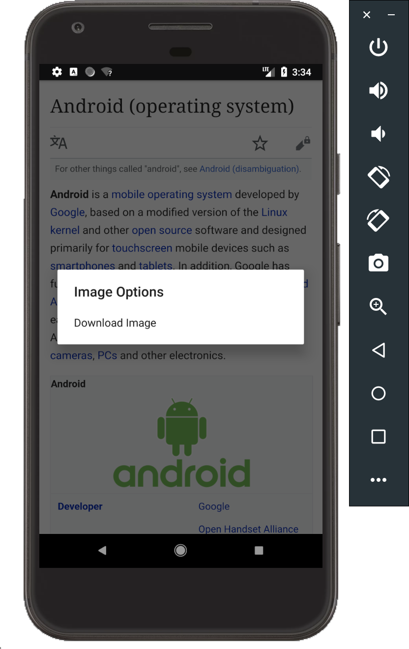 Android WebView — Downloading Images - Craig Russell - Medium