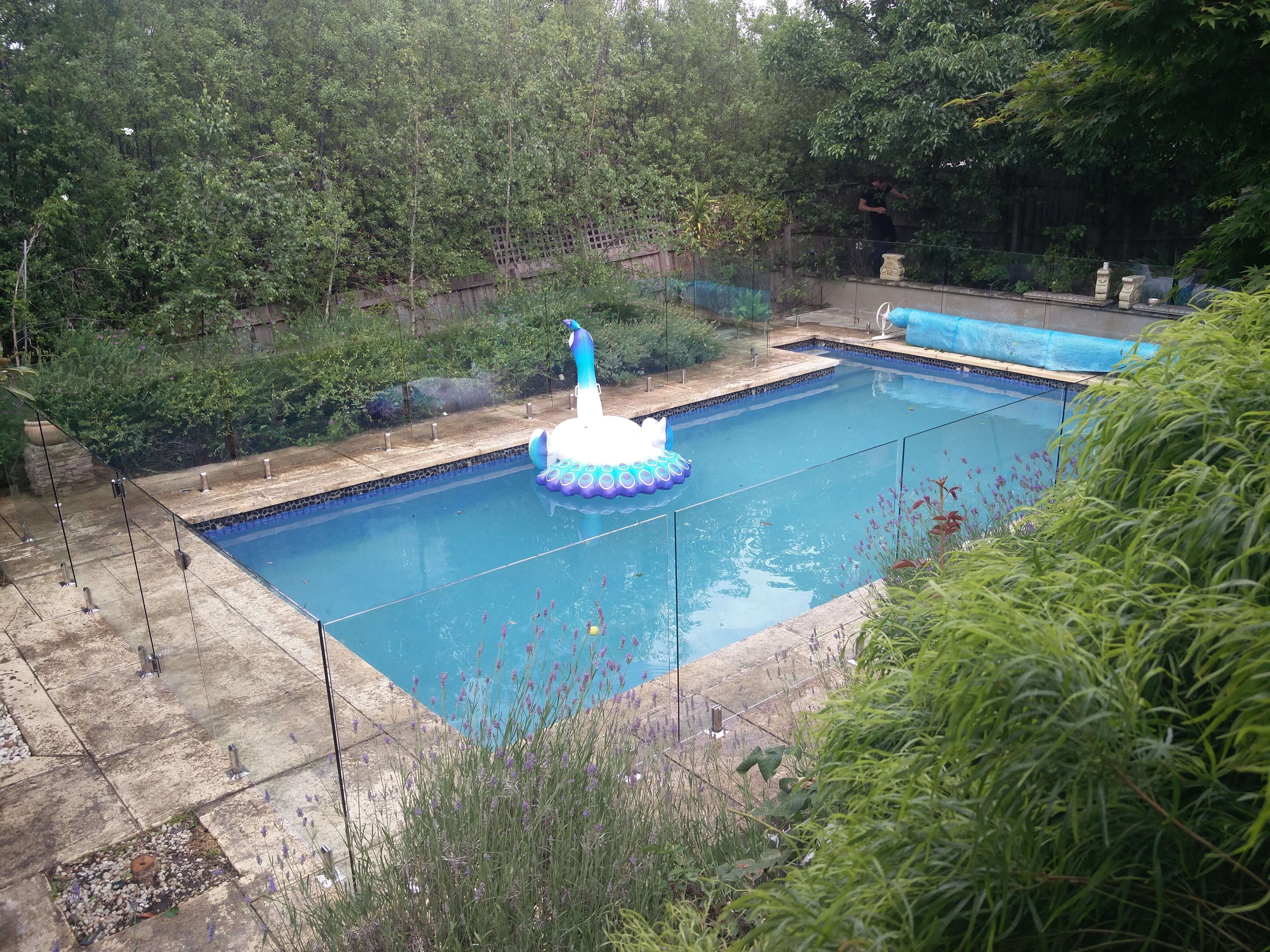 Key Benefits of Glass Pool Fencing - Affordable Glass Pool ...