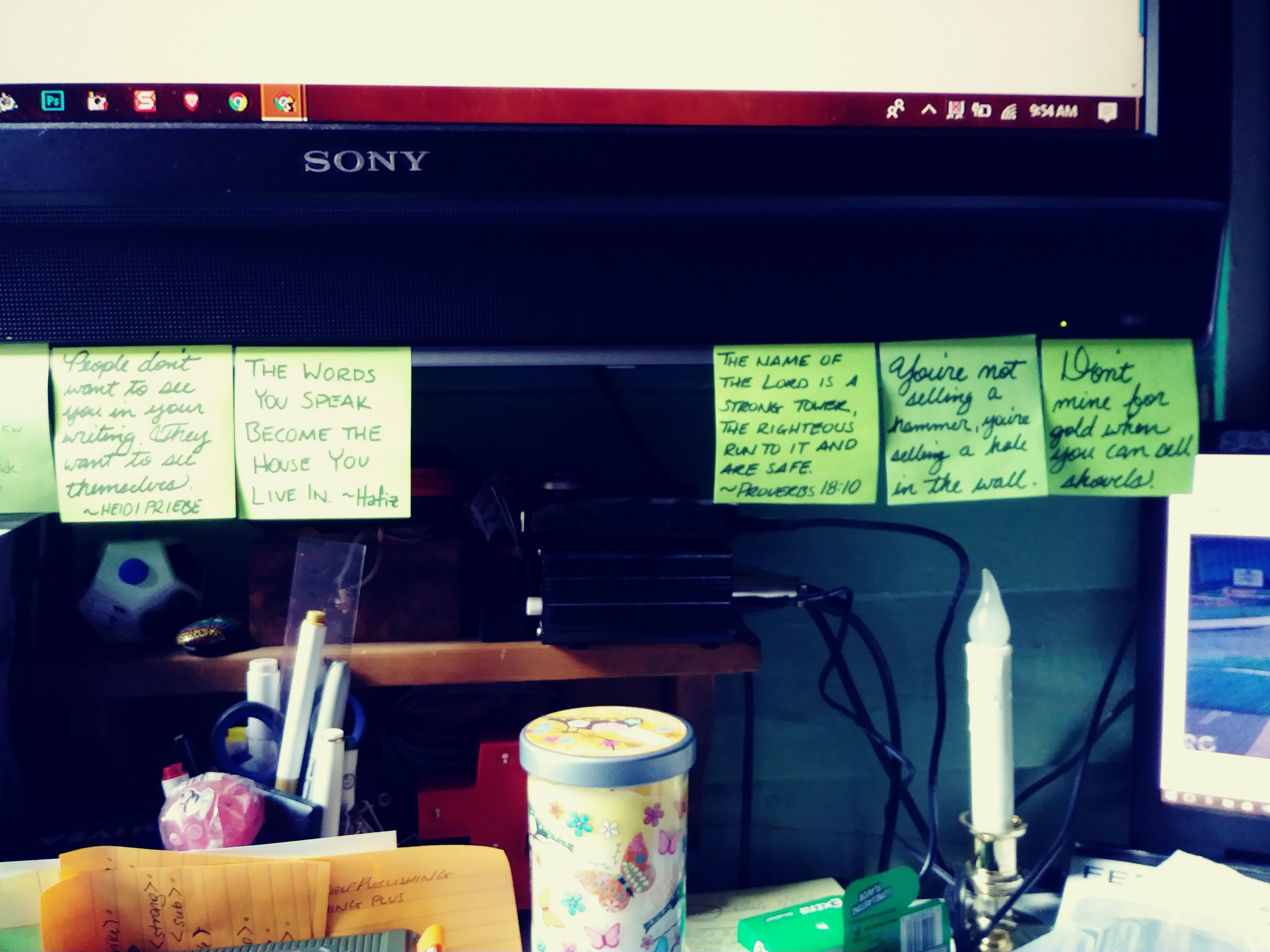 The Five Quotes I Stare At Everyday…For Now. - Ava Fails ...