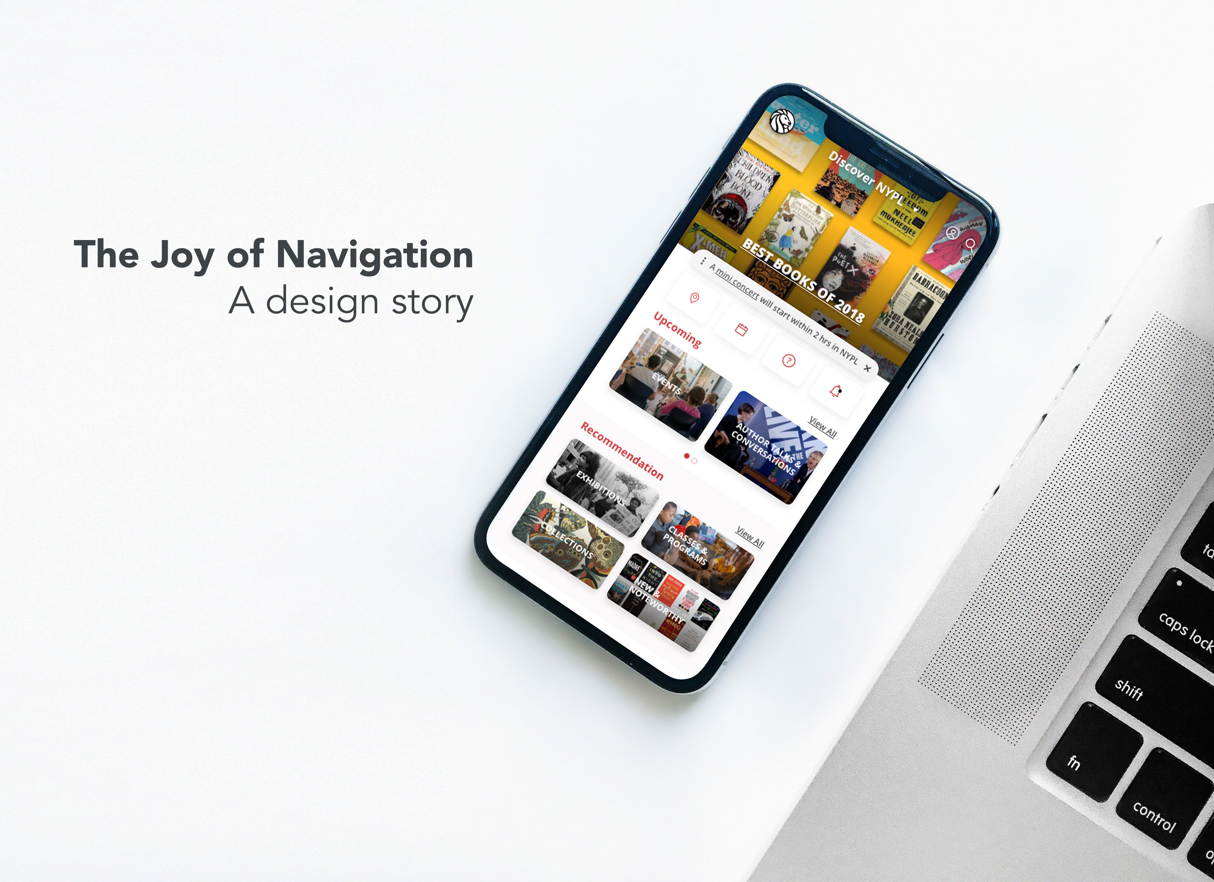 The Joy Of Navigation A Design Story By Aimen Awan Ux Collective