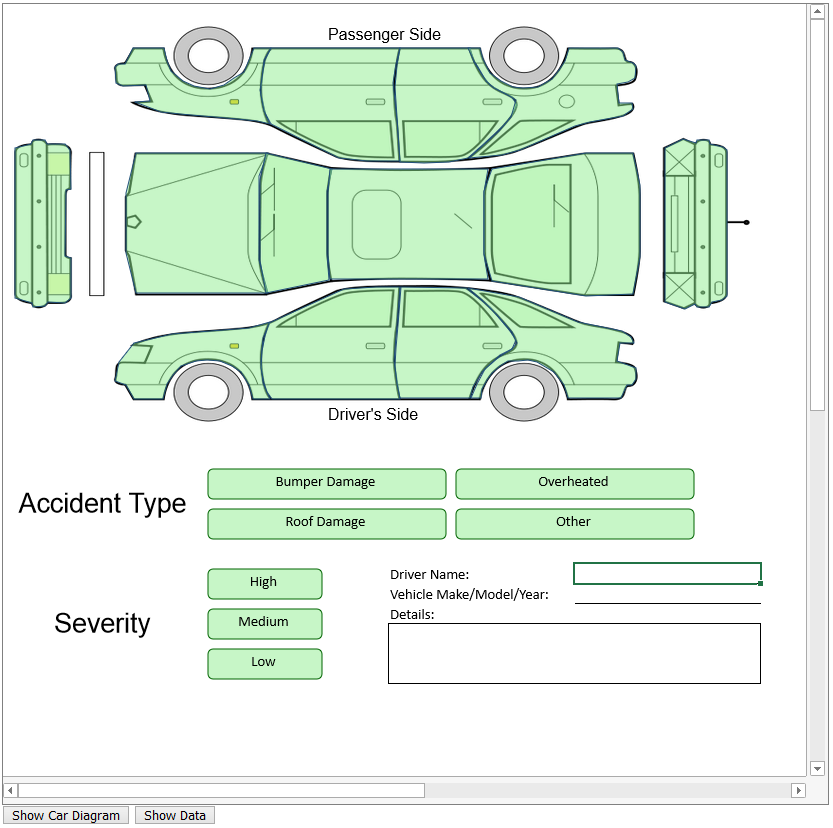 How To Create A Car Insurance Claim App With Custom Shapes