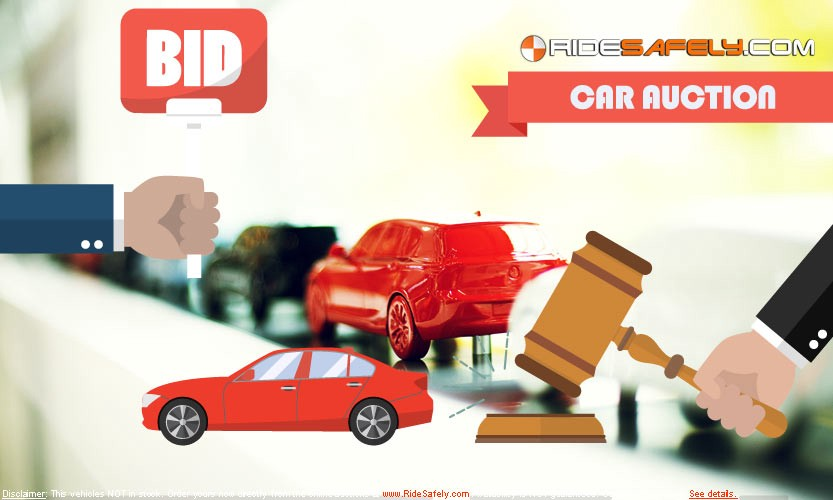 How To Get A Square Deal At An Auto Auction By Ridesafely Com Medium