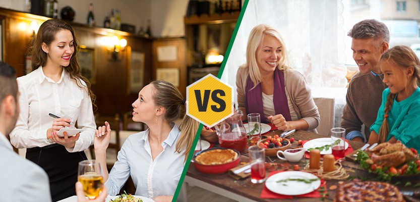 Cost of Eating Out vs. Cooking at Home | by Cary Silverman | Medium