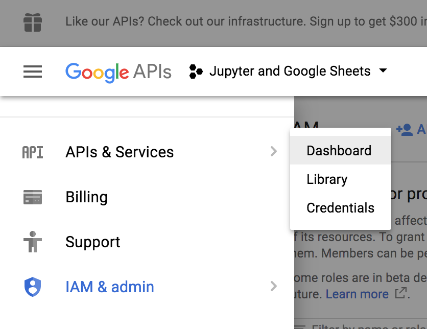 How to Integrate Google Sheets and Jupyter Notebooks