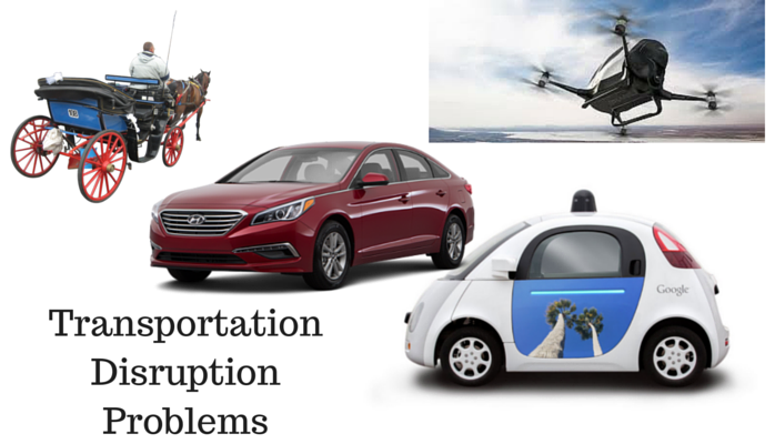 Future Of Transportation And The Disruptions To Come