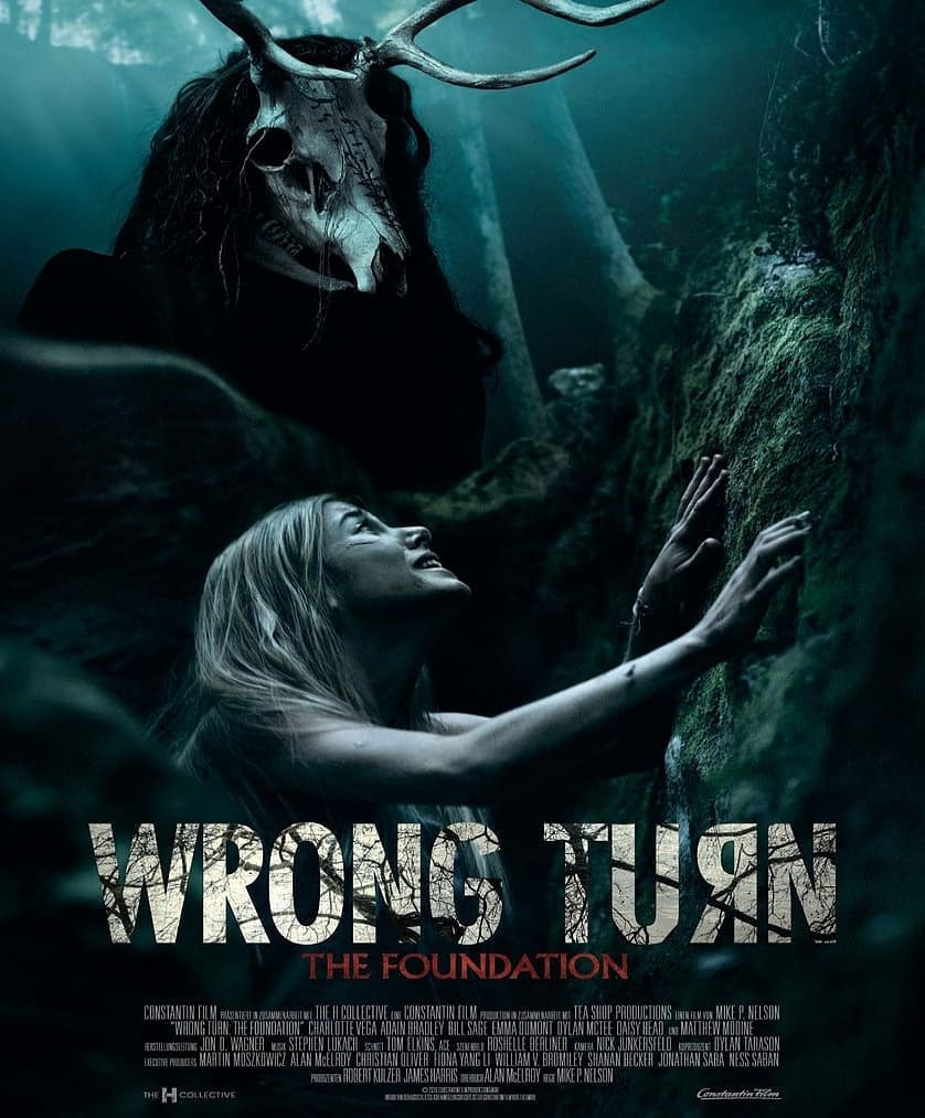 Wrong Turn (2021) F.u.l.l — Movie Free