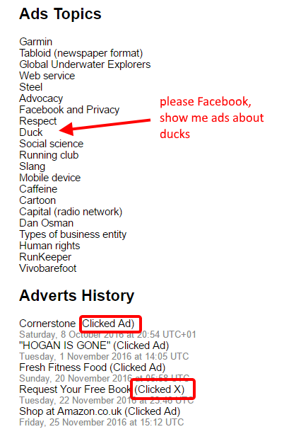 """What """"downloading your data"""" from Facebook reveals - Staying Safe"""