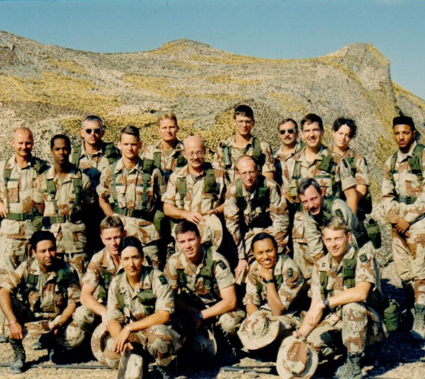 Leadership advice from a Career Military Intelligence Officer