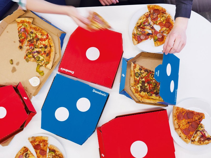 How Digital Marketing Crowned Domino's the King of Pizza