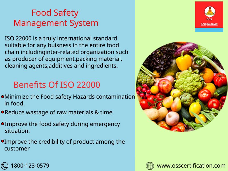 Importance of HACCP Certification & Training - Oss