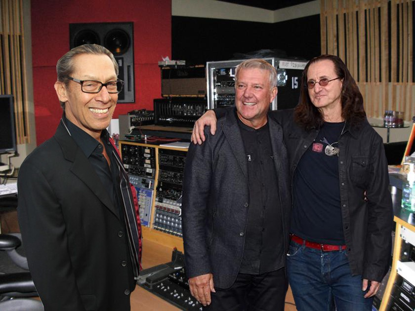 The Day Alex Van Halen Joined The Rock Band Rush By Phil Braun Medium