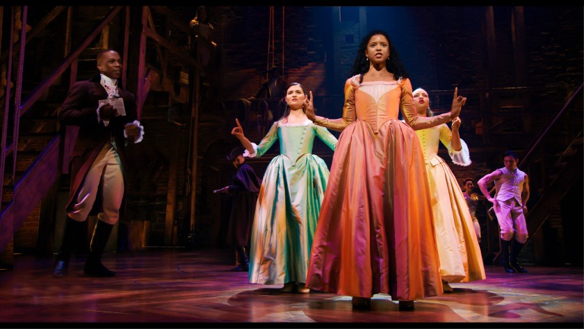 Hamilton S Salutes To Other Musicals From Wicked To Les Mis By Valerie Estelle Frankel Pop Off Medium