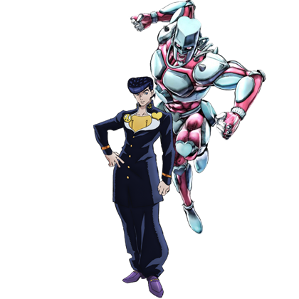 Diamond Is Unbreakable The Best Part Of Jojo S Bizarre Adventure By Aatish P Sahai Medium The popular anime and manga feature jojo's bizarre adventure has been an extremely solid title with craneking jojo's bizarre adventure part iv diamond is unbreakable josuke higashikata figure it's worth noting that the figure is based on crazy diamond's movie appearance, which has his armor. diamond is unbreakable the best part