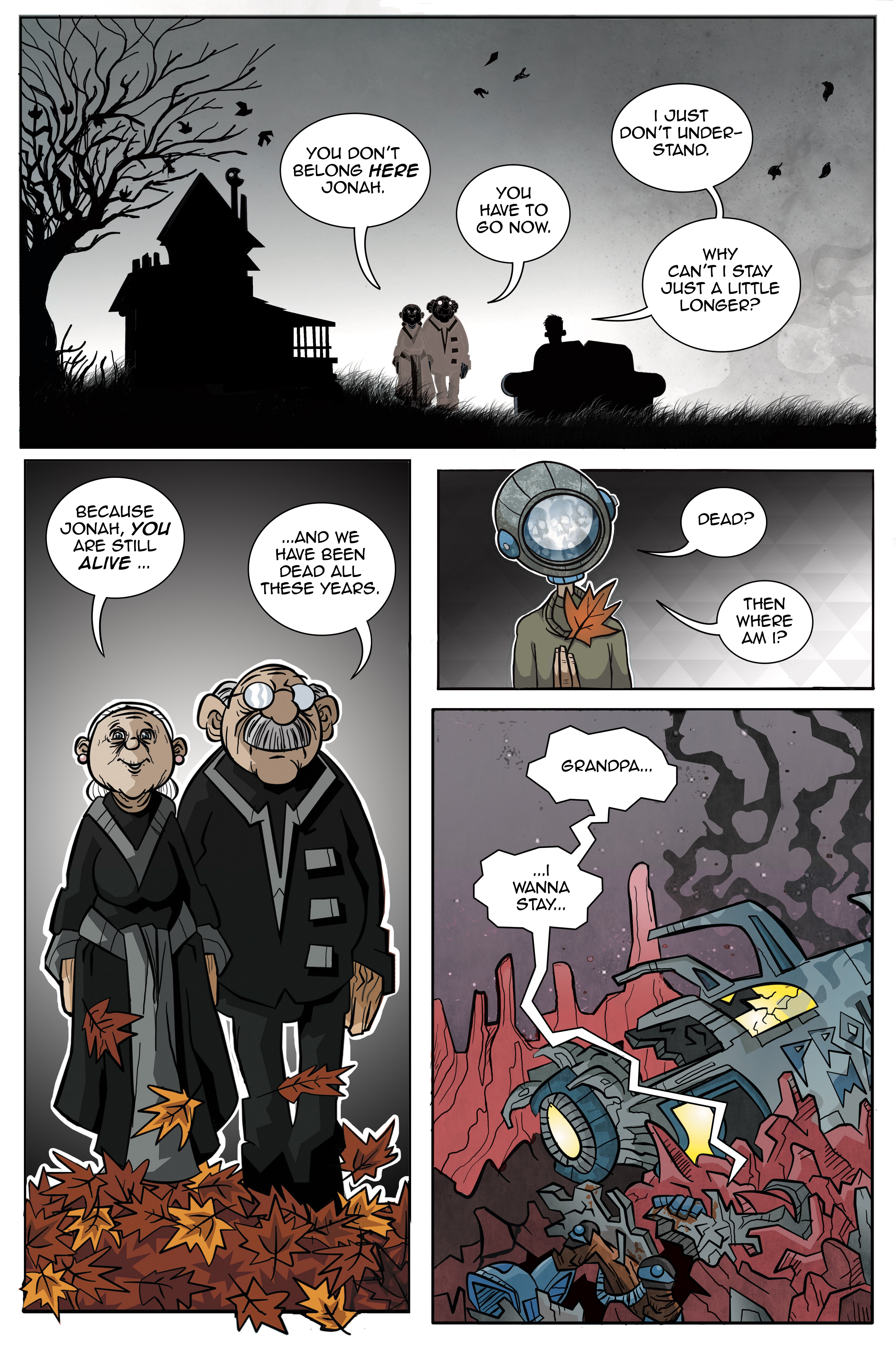 Chapter 1, Page 7— Audio description of the image not available on Medium. Go to wintersuns.com for the full story.