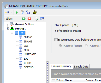 Generating Test Data with Toad for Oracle - Mike Hamer - Medium