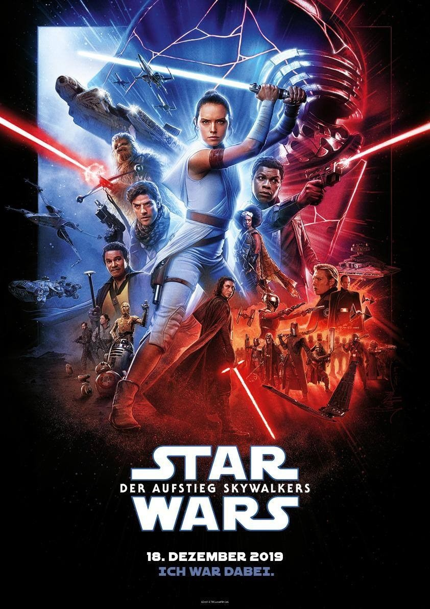 Spurred By Star Wars Rise Of Skywalker Particularly Exciting 4k By Robin Belgium Medium