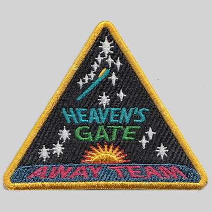 509cea055 Members wore these patches on the day of the infamous suicide. | via  Pinterest