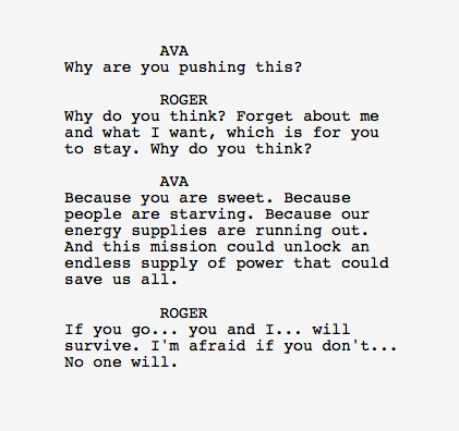 """The Cloverfield Paradox"""": How one bad line in a screenplay"""