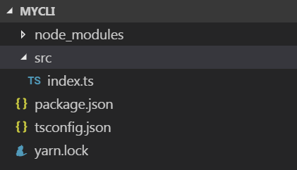 How to build your own project templates using Node CLI and