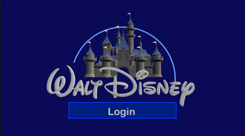 disney enterprise portal login
