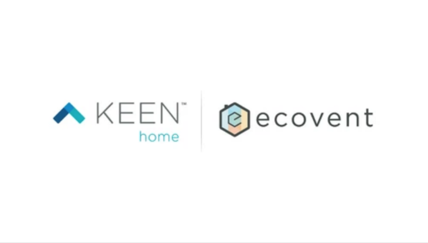 keen home ecovent logo