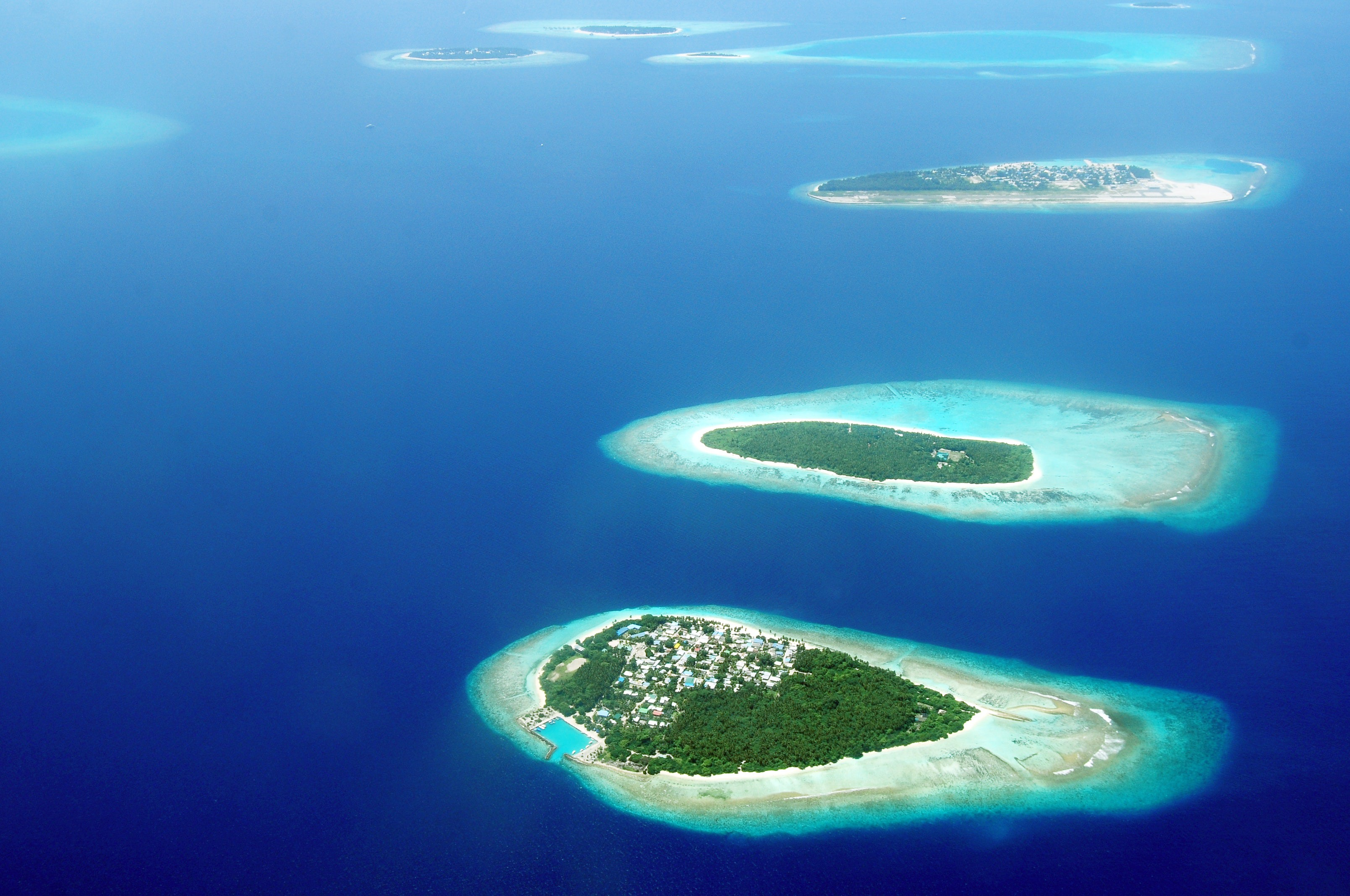 Disappearing Islands: What Happens To Their Nations and People?   by Riad  Meddeb   Medium