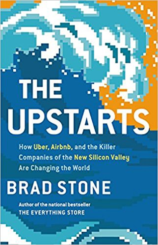 Book review: The Upstarts by Brad Stone - Martin Bamford