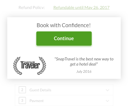 Redesigning the Checkout Experience — How SnapTravel increased