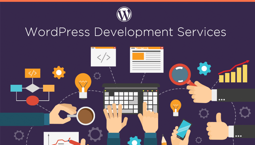 wordpress web design services in London