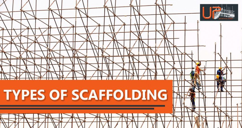 Types of Scaffolding That Are Used In Construction   by Up Scaffolding    Medium