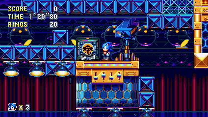 Sonic series: Sonic Mania - morgankitten - Medium