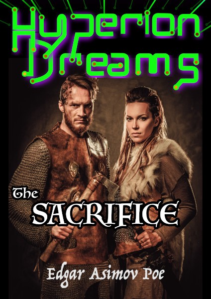 "Hyperion Dreams 2 ""The Sacrifice"" New Cover Pic image"