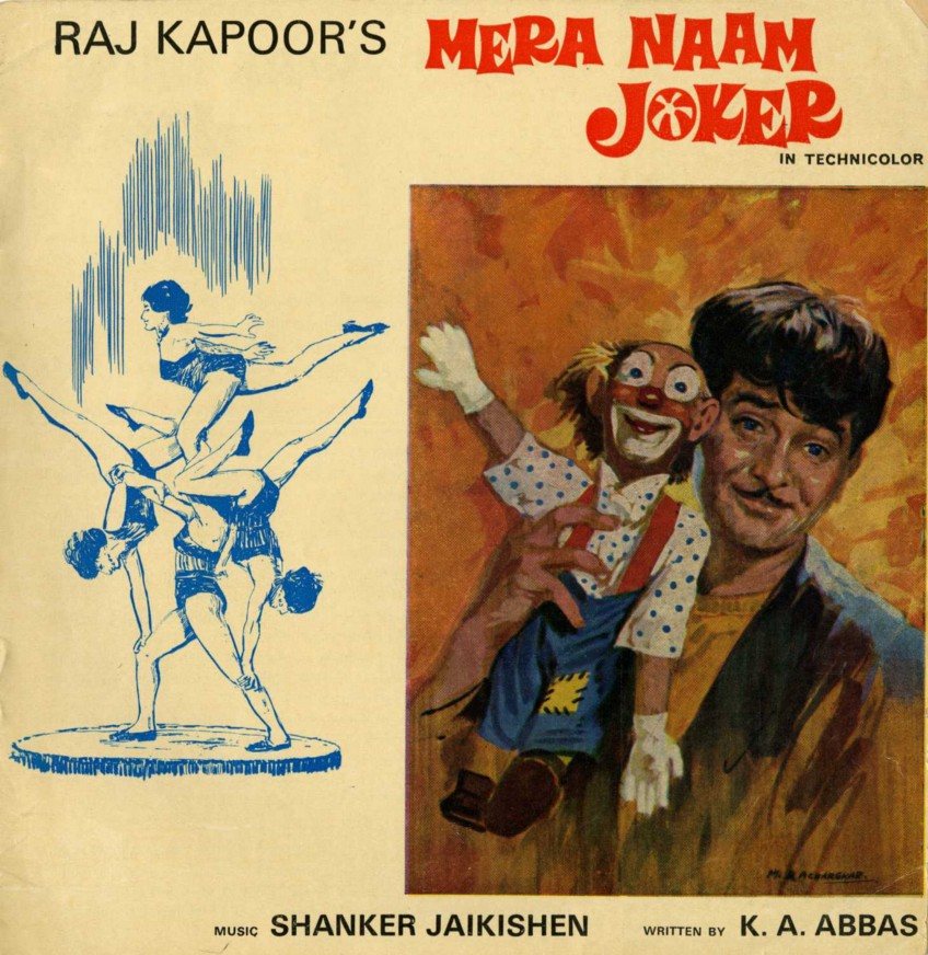 mera naam joker is a 1970 drama film directed and produced by raj kapoor and written by khwaja
