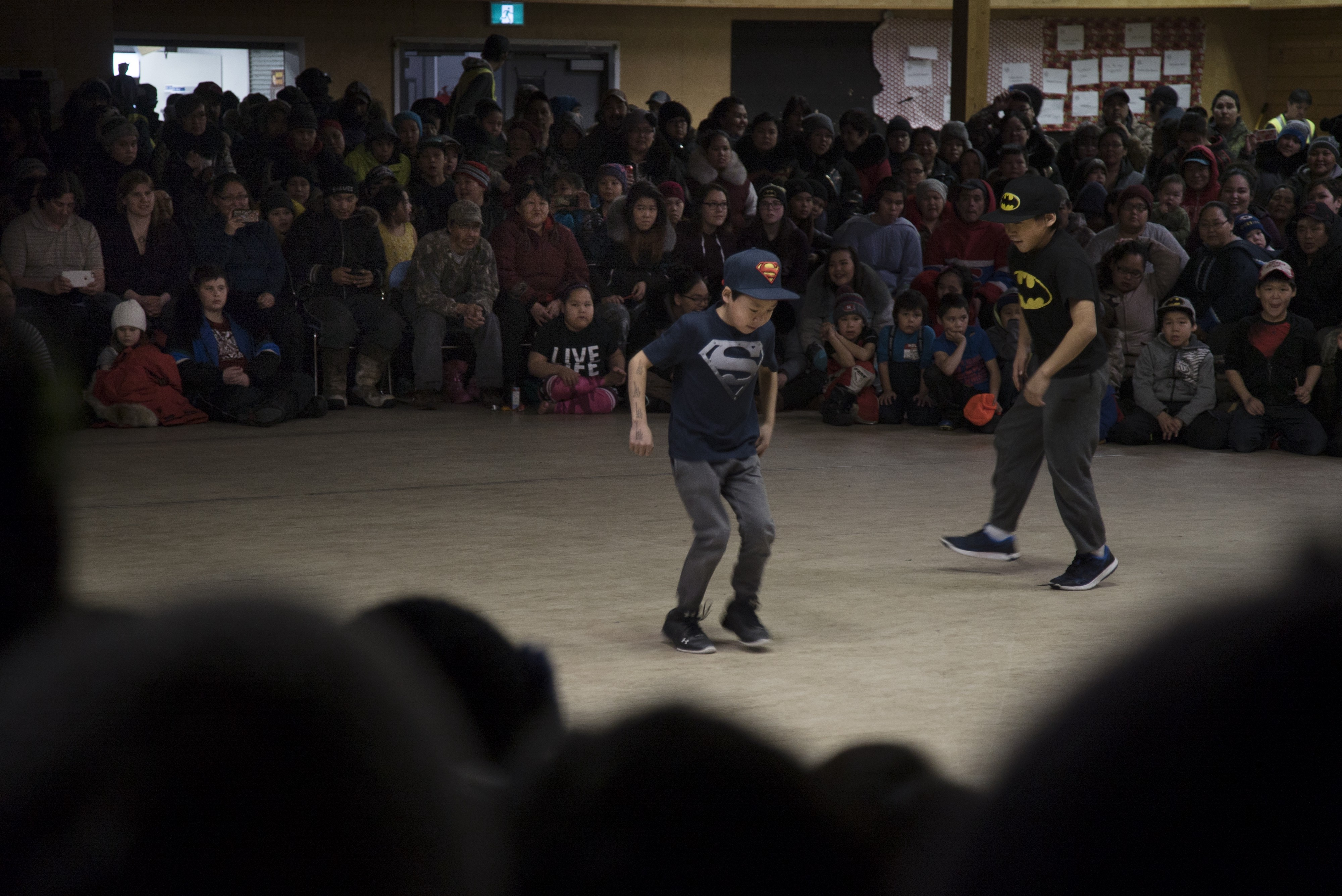 How Nunavut's Inuit teens are dancing to endure a youth