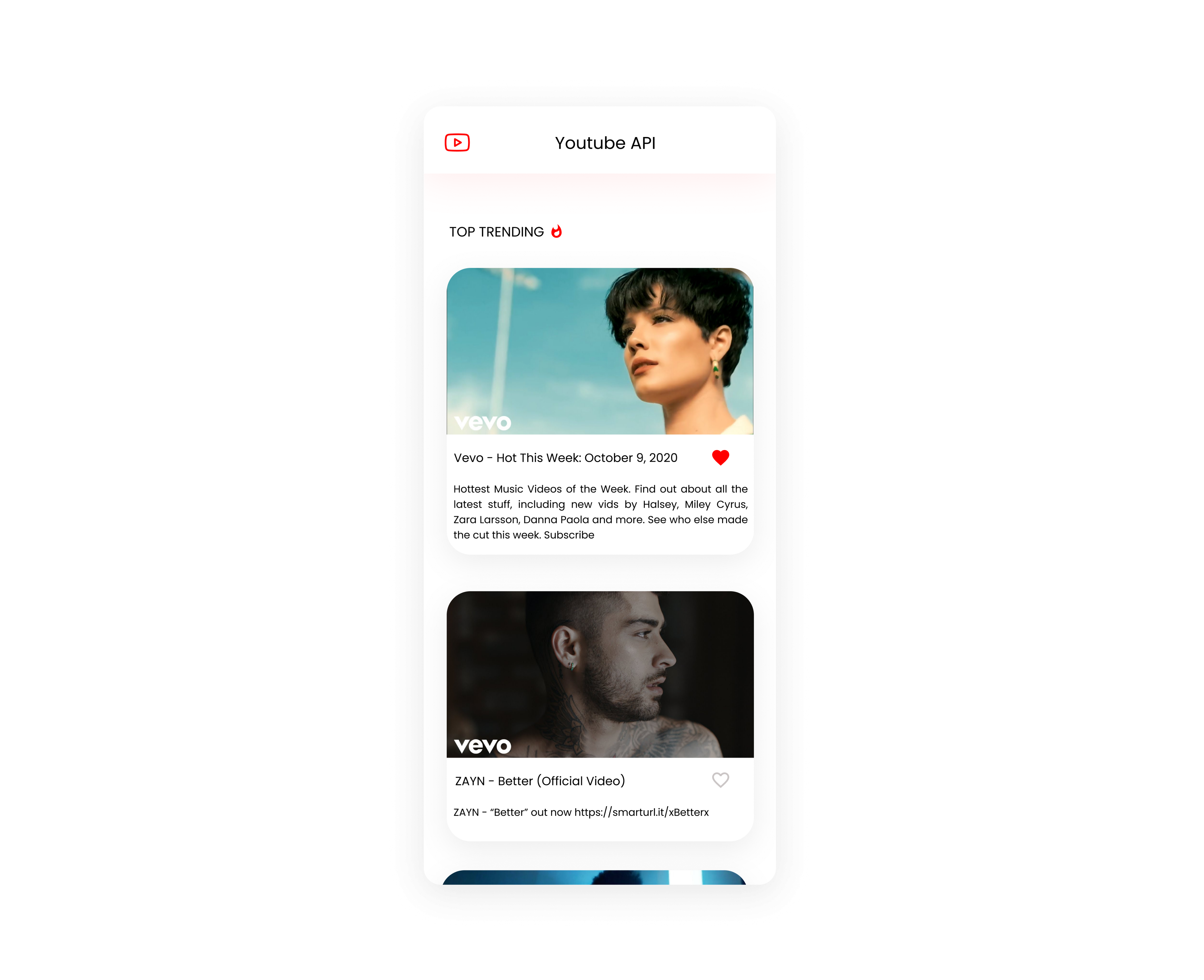 How To Access And Get The Youtube Data Through Api In Flutter By Swaroop R Sambhayya Medium