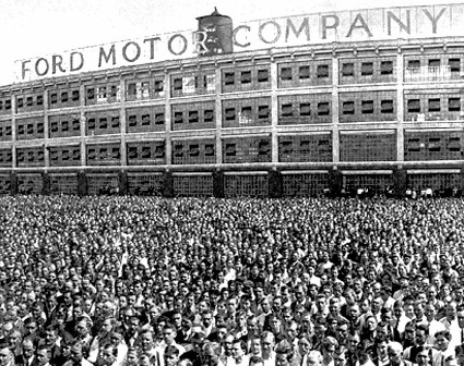 Henry Ford and the Industrial Revolution | by Andrei Tapalaga ✒️ | History of Yesterday | Medium