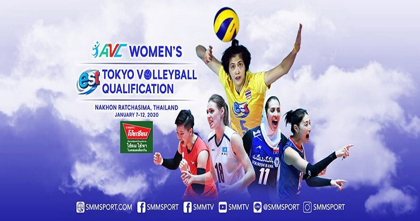 Livestream Women S Volleyball Avc Asian Olympic Games Qualification Tournament 2020 Live 2020 By Benjamin Anyop Medium