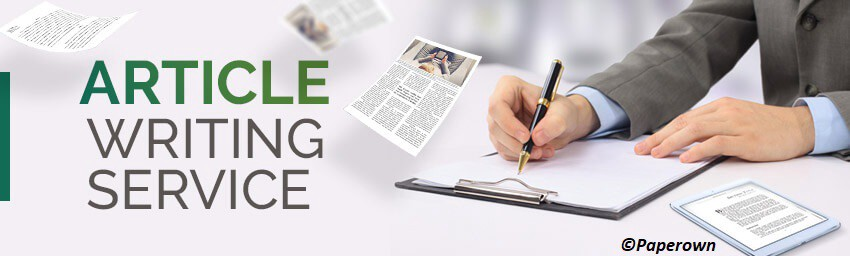 High Quality Article Writing Service