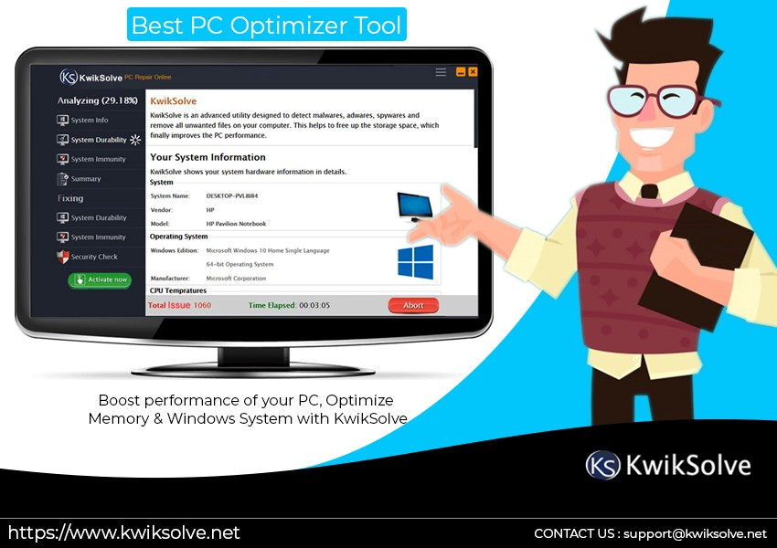 Benefits Of Using A Best Pc Cleaner Software By Kwiksolve Medium