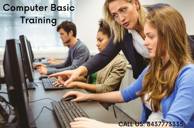 Basic Computer Training Course in Chandigarh