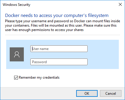 Docker on Windows — Mounting Host Directories - Romin Irani's Blog