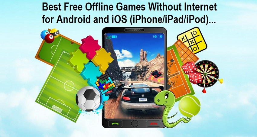 free games to play offline on ipad